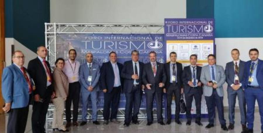 Participation d'une délégation de l'ENCG